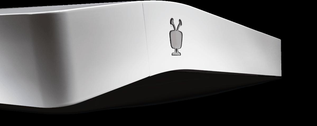 top digital video recorder for tv, white TiVo DVR box