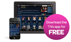 Download free TiVo app