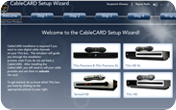 CableCARD wizard for your TiVo Premiere DVR