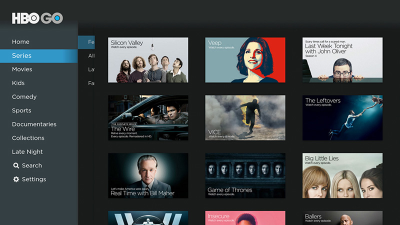 how to watch hbo go on smart tv