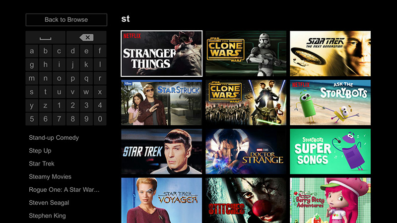 Guides how to get video on demand watch netflix on tivo - Home shows on netflix ...