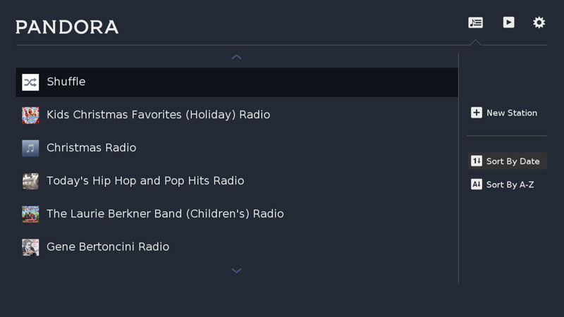 guides how to listen to music pandora app