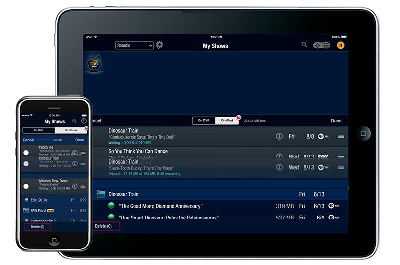 Buckeye Broadband Express TV TiVo App