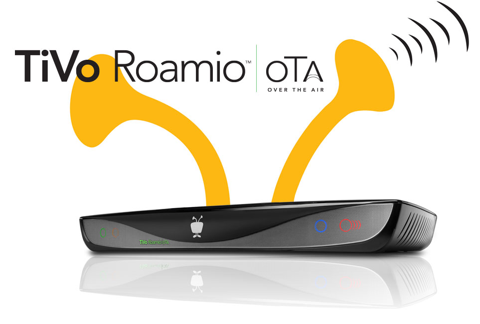 roamio ota - antenna only and apps