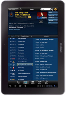 Android - TiVo apps for bigger tablets