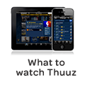 iOS - What to Watch Now (Thuuz)