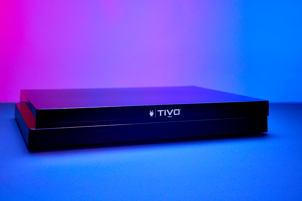 TiVo EDGE for Cable DVR black
