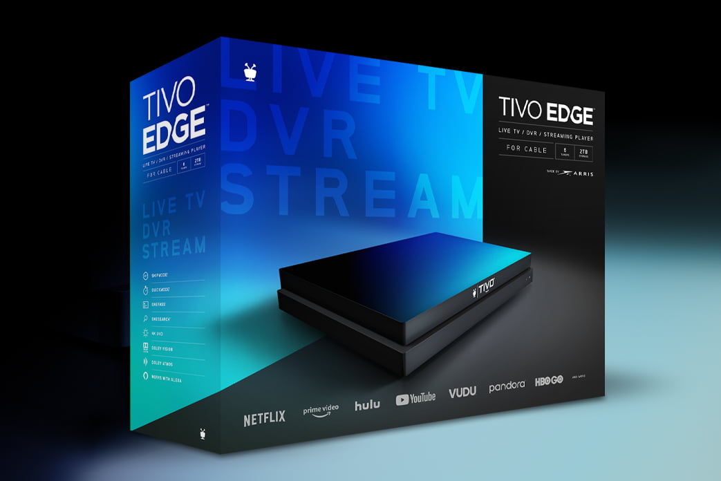 EDGE for cable product box