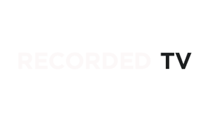 Recorded TV