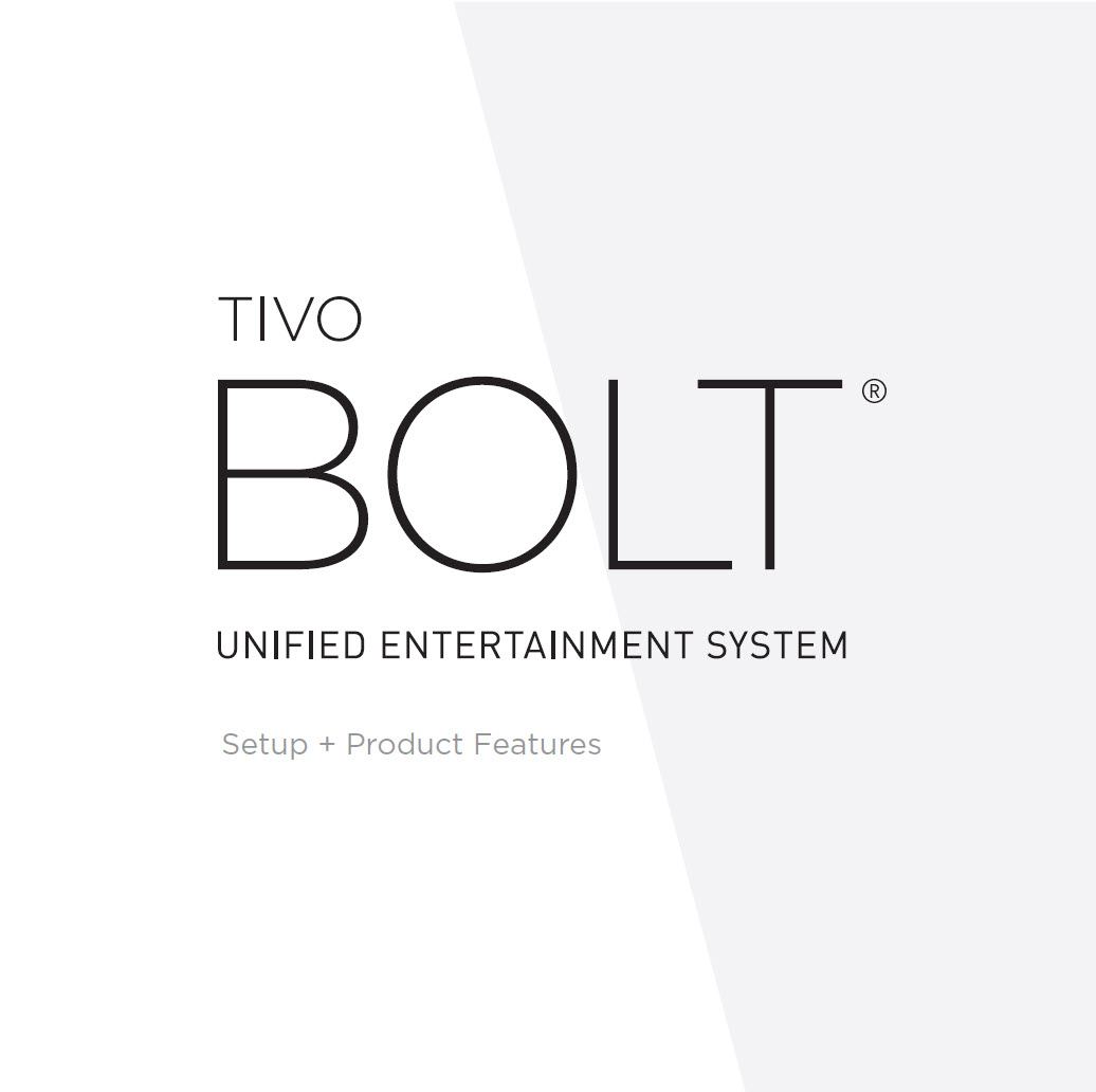 BOLT Setup Guide