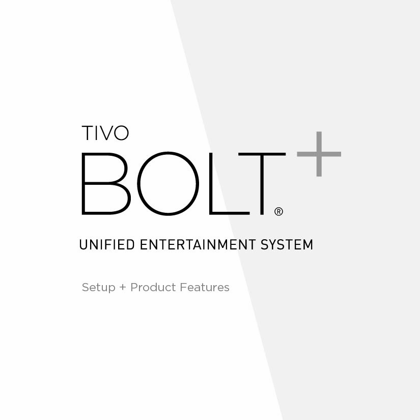 Box tivo setup with cable Connect to