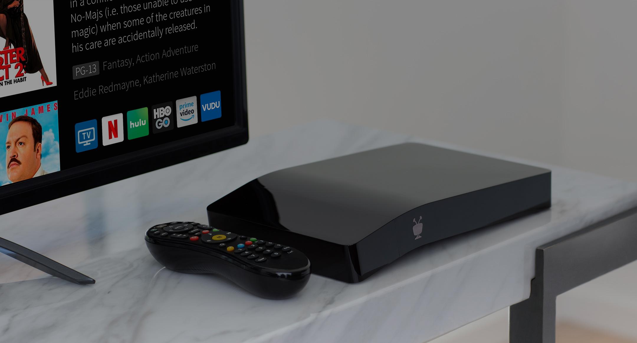 TiVo BOLT Welcome Center | Setup